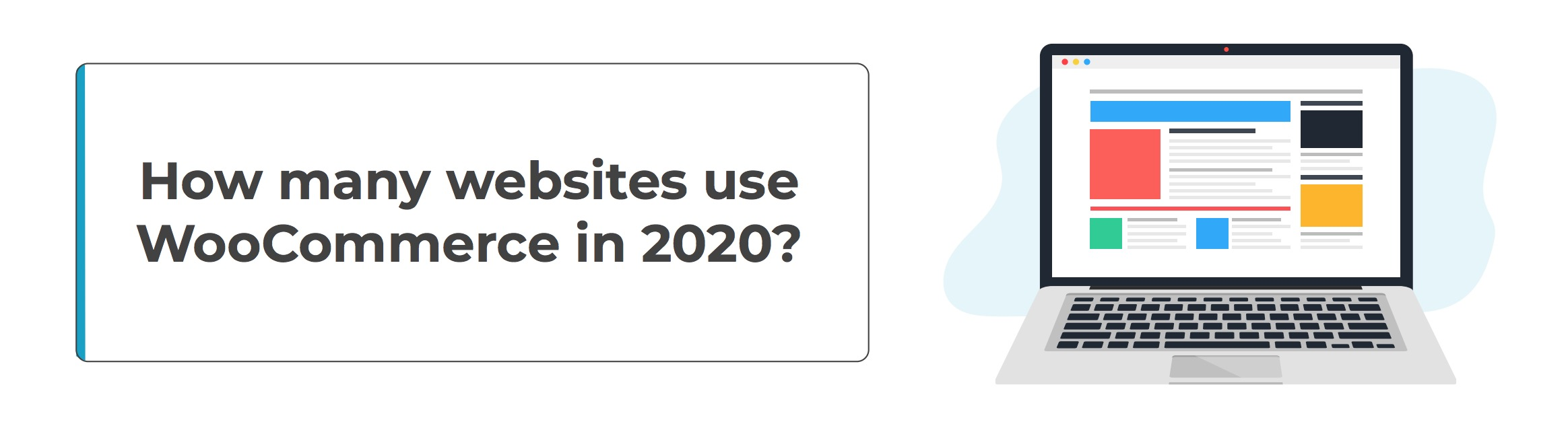 How many websites use WooCommerce in 2020?